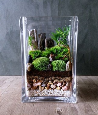 32 Simple Ideas For Adorable Terrariums 13