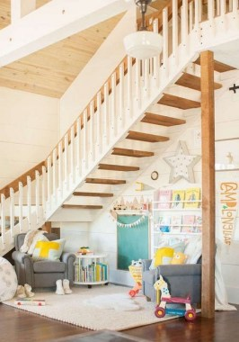 34 Creative And Amazing Ways To Use The Space Under Your Stairs 08