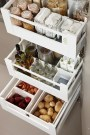 34 Creative Kitchen Organization Ideas Using IKEA Items 22