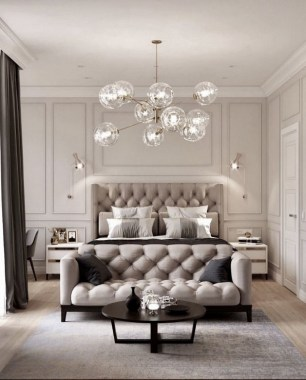 34 Luxury Master Bedroom Design Ideas For Better Sleep 28