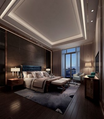 34 Luxury Master Bedroom Design Ideas For Better Sleep 33