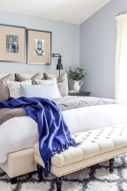 35 Creative Bedroom Decoration Ideas For A New Spring Looks 05