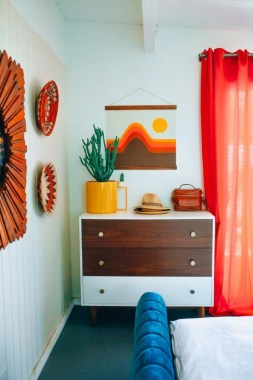 35 Creative Bedroom Decoration Ideas For A New Spring Looks 13