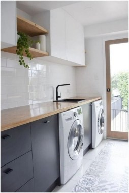 35 Laundry Room Design Ideas That Will Make You Want To Do Laundry 09
