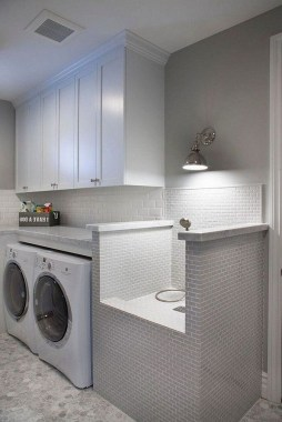 35 Laundry Room Design Ideas That Will Make You Want To Do Laundry 37