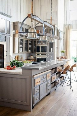 36 Unique Kitchen Island Ideas To Fill Your Extra Space In Your Kitchen 02