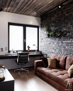 37 Small City Loft With Comfortable Style To Inspire You 37