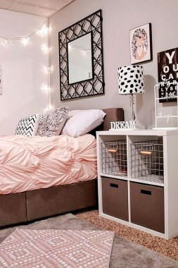 43 Easy Teen Girl Room Decor And Designs You Need To Consider 25