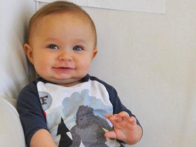 الطفل في الشهر السابع من العمر