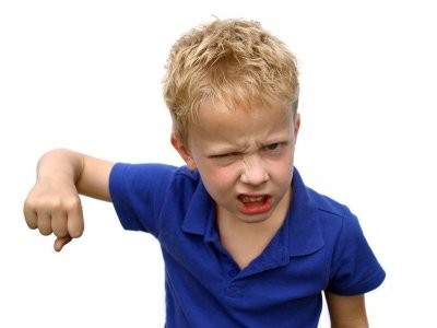 السلوك العدواني للاطفال