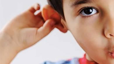 Photo of التهاب الاذن الوسطى عند الاطفال