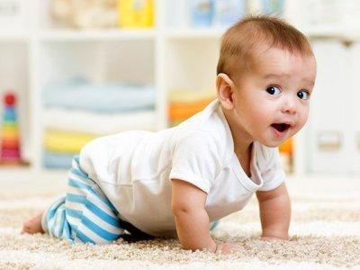 تعليم الرضيع الحبو, الحبو عند الاطفال, كيفية تعليم الرضيع الحبو, كيف ادرب طفلى علي الحبو,متى يحبو الطفل الرضيع