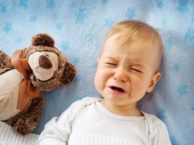 اعراض الجفاف عند الرضع