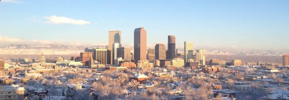 Denver Capital of Colorado