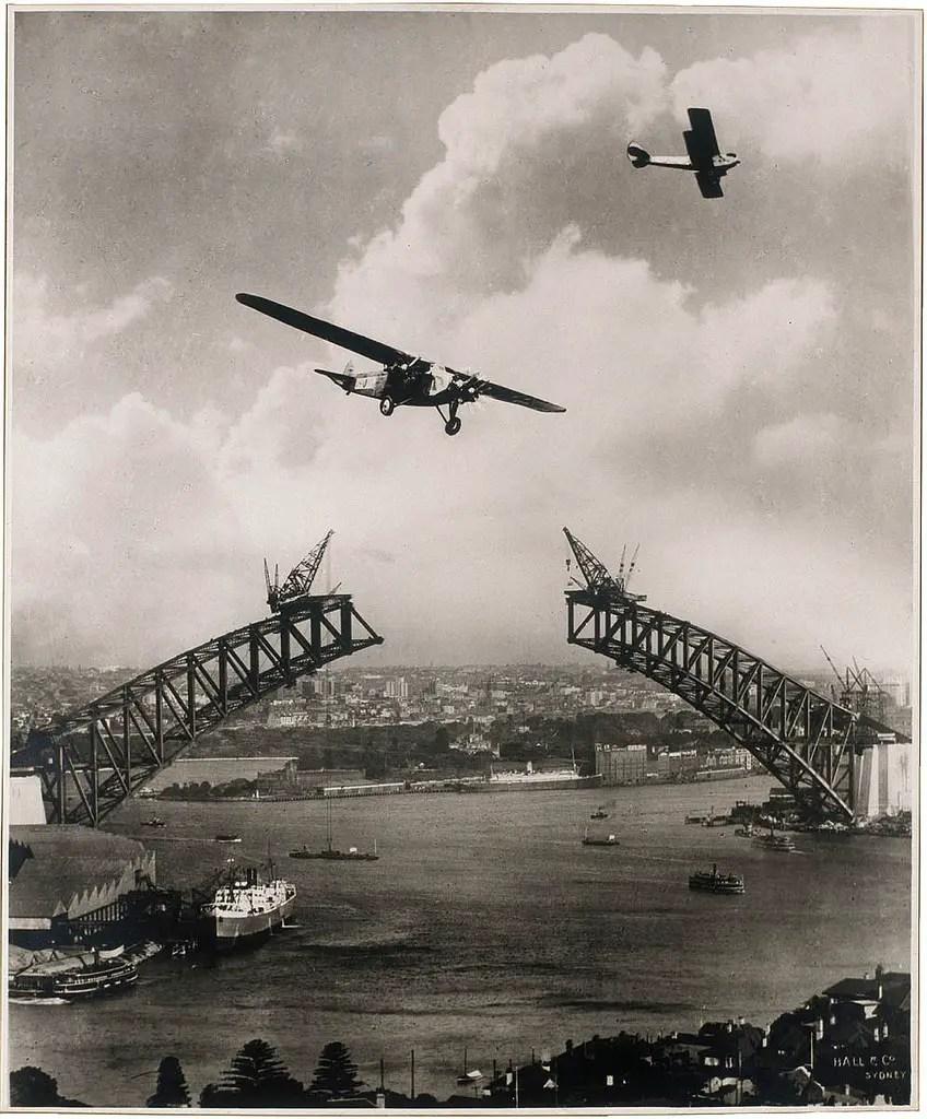 Sydney Harbour Bridge History