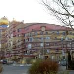 Hundertwasser Facts Darmstadt Waldspirale