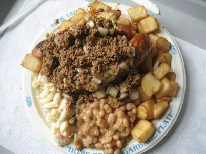 Garbage Plate - New York Food