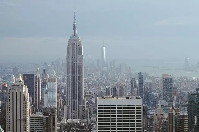 Empire State Building New York Facts
