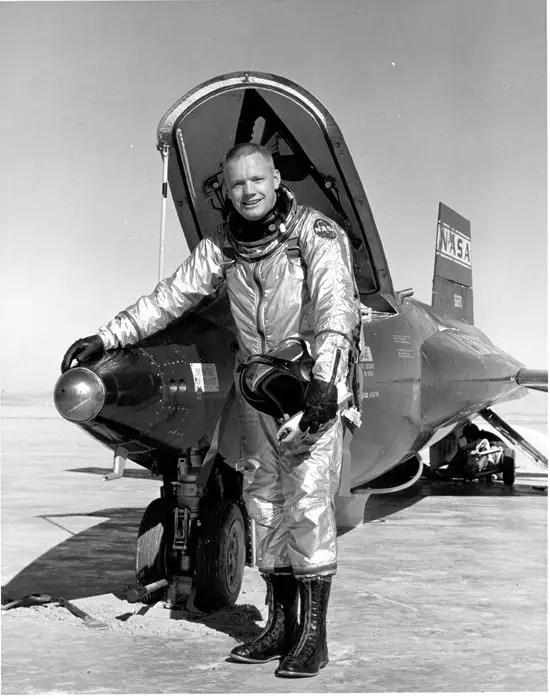 Neil Armstrong Pilot