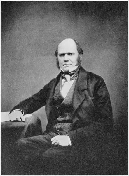 Charles Darwin Facts