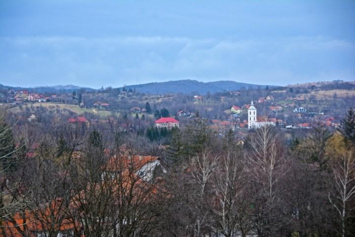 Zamek Drakuli w Rumunii Radosław Kasperski00015