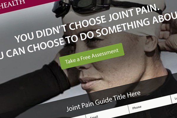 Mercy Health – Joint Pain Campaign