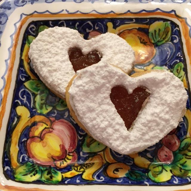 Sweet Hearts Linzer Cookies Kieffers Appliances