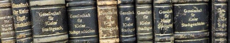 Veröffentlichungen der Kieler Gesellschaft für Stadtgeschichte