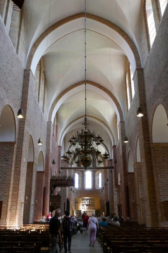 Ratzeburg Dom innen