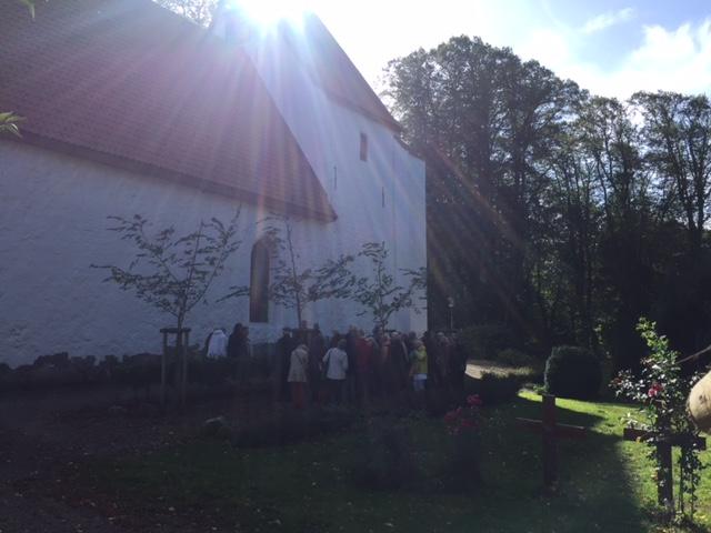 Kirche von Sieseby