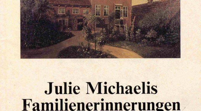 Band 21 – Julie Michaelis: Familienerinnerungen