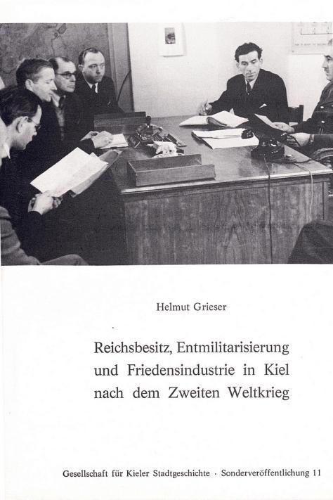 Titelbild Sonderveröffentlichung 011 Grieser