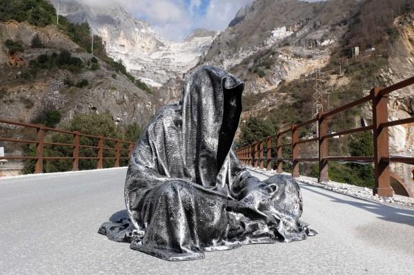 Fine Stone Sculpture Modern Art