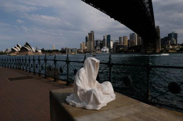 Sydney Australia Artevent Guardians Of Time Manfred