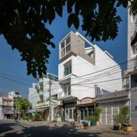 NA House   Nhà ở Quận 7, Tp. Hồ Chí Minh - NatureArch Studio
