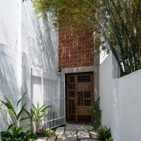 Zen House   Nhà ở Q. Bình Thạnh, Tp. Hồ Chí Minh - HA Architecture