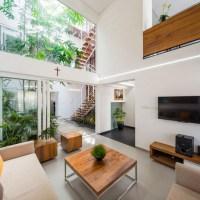 The Breathing Wall Residence | Nhà ở Kerala, Ấn Độ - LIJO.RENY Architects