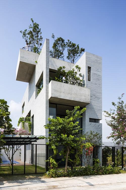Binh House | Nhà ở Quận 2, TP. Hồ Chí Minh – Võ Trọng Nghĩa Architects