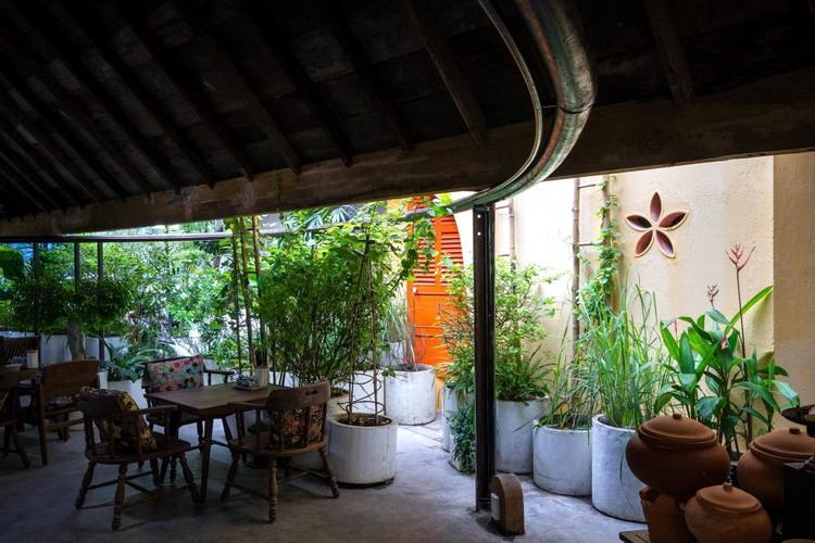 SPICE BISTRO | Nhà hàng ở Quận 1, Sài Gòn – a21 studio