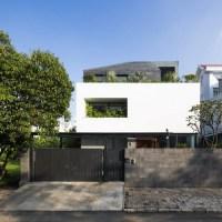 Cube House | Nhà ở Sài gòn - MM++ Architects