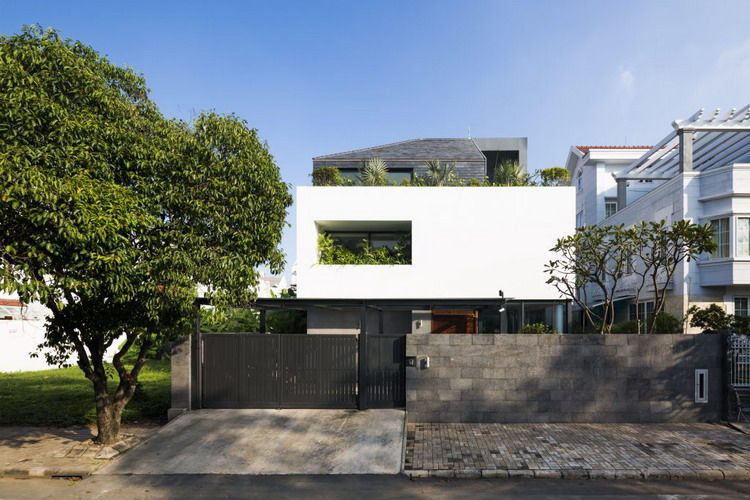 Cube House | Nhà ở Sài gòn – MM++ Architects