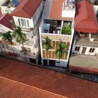 Nhà Thân thiện #3 ở Hồ Tây, Hà Nội - GA+