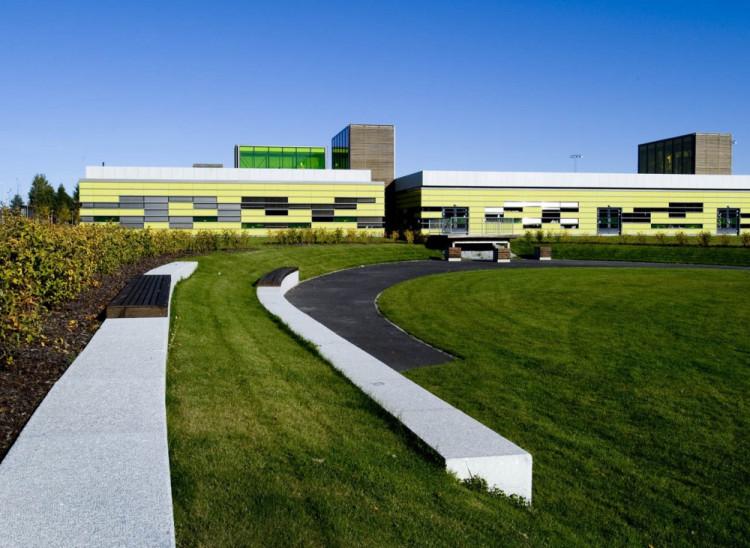 1304003375-gjerdrum2-1000x731 Kiến trúc cảnh quan trường trung học Gjerdrum - Na Uy