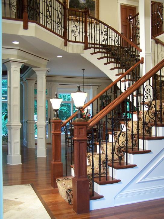 147 Thiết kế cầu thang hiện đại đúng kỹ thuật