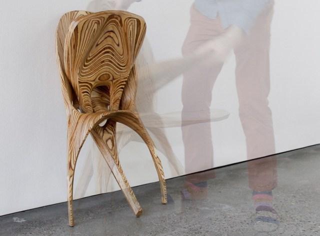 Ghế Stratum thiết kế bởi Kalo