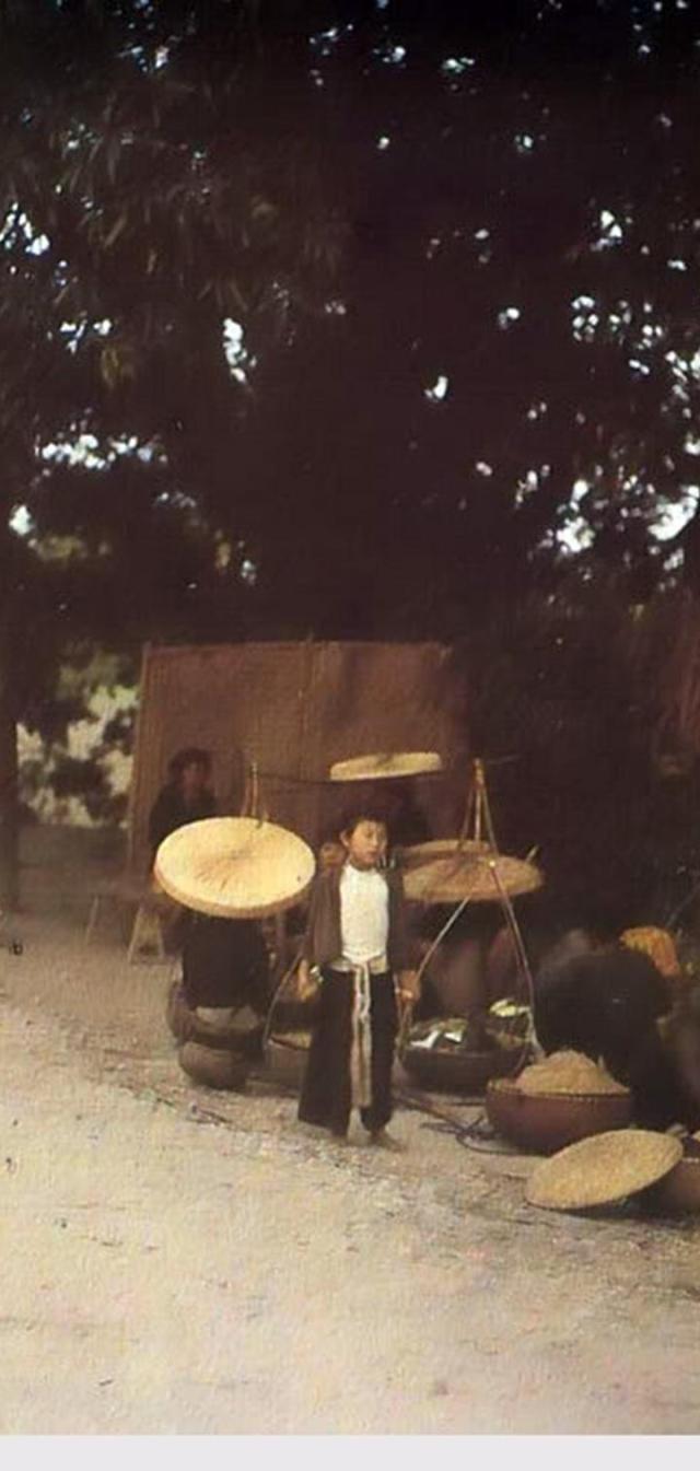 Những người bán gạo, 1914 – 1915.