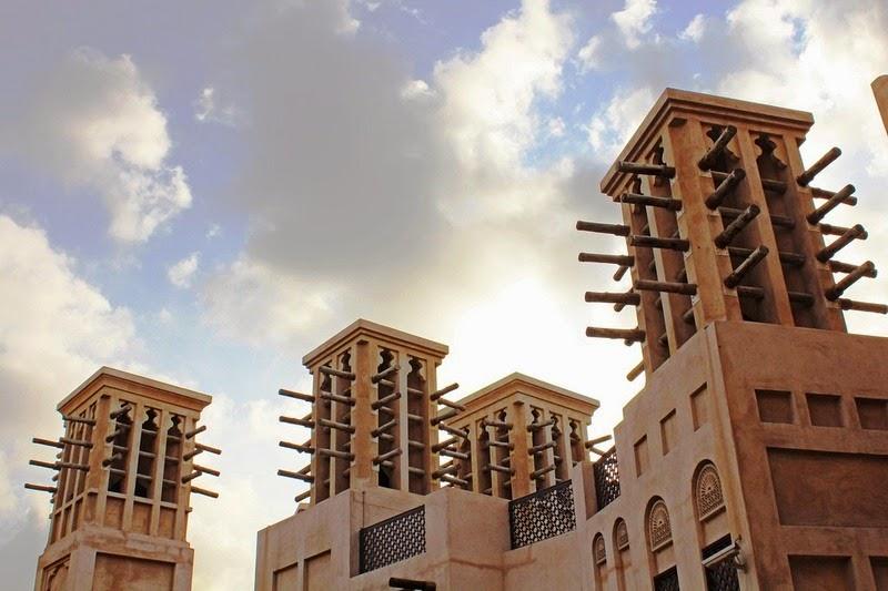 Hệ thống làm mát tự động trong kiến trúc Iran