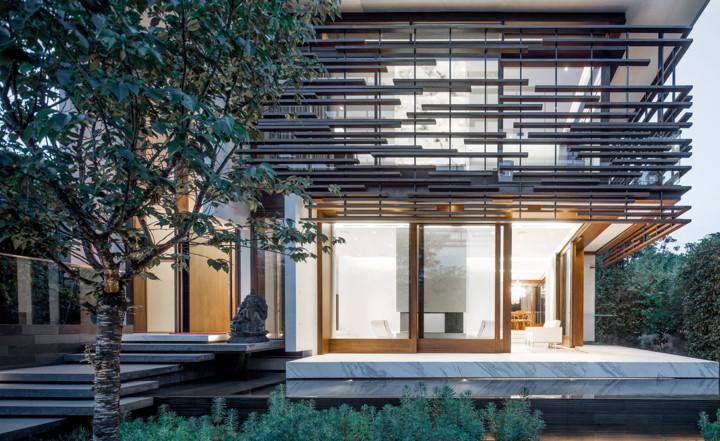 Kết hợp kiến trúc Á và Âu tạo nên sự hoàn mỹ