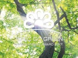 Giải thưởng Kiến trúc Xanh : Spec Go Green International 2017