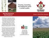 Seed Potatoes Brochure